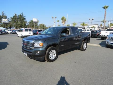 2018 GMC Canyon for sale in Watsonville CA