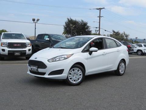 2016 Ford Fiesta for sale in Watsonville, CA