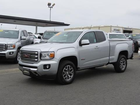 2017 GMC Canyon for sale in Watsonville, CA