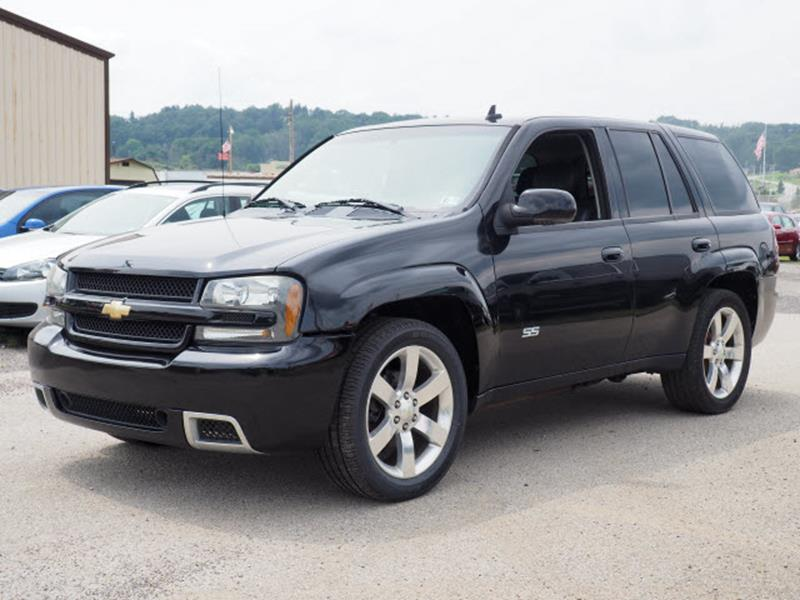 2006 Chevrolet Trailblazer Ss In Somerset Pa Terrys Auto Sales