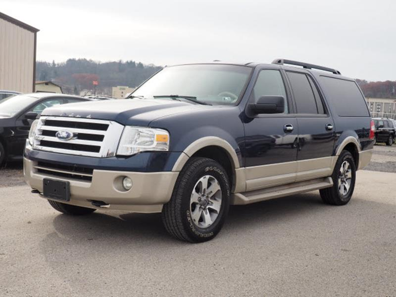 2008 Ford Expedition EL for sale in Somerset, PA