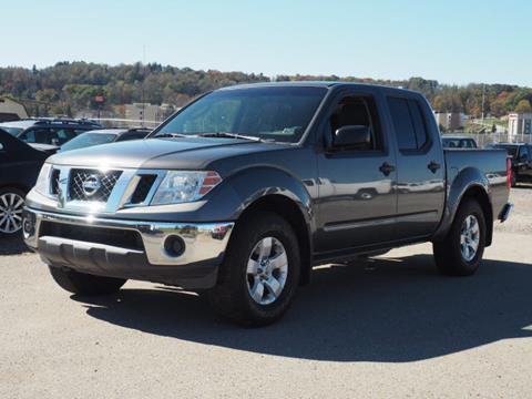 2009 Nissan Frontier for sale in Somerset, PA