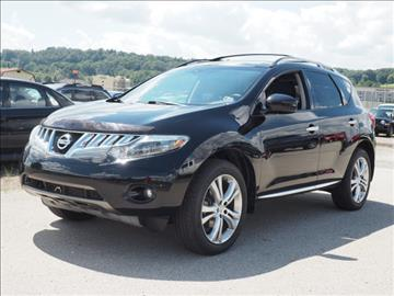 2009 Nissan Murano for sale in Somerset, PA