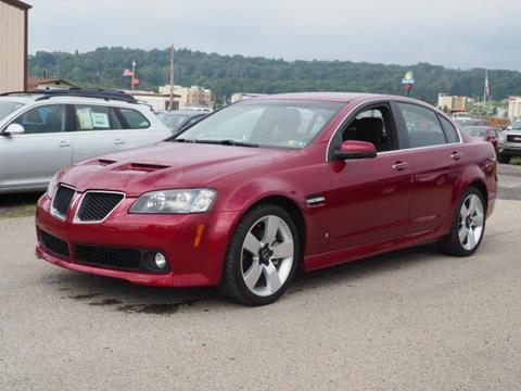2009 Pontiac G8 for sale in Somerset, PA