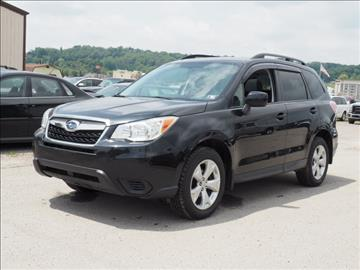 2014 Subaru Forester for sale in Somerset, PA