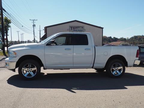 2011 RAM Ram Pickup 1500 for sale in Somerset, PA