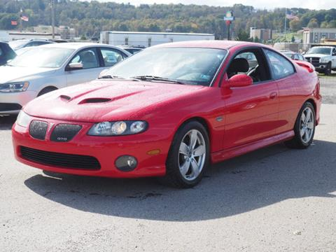 2005 Pontiac GTO for sale in Somerset, PA