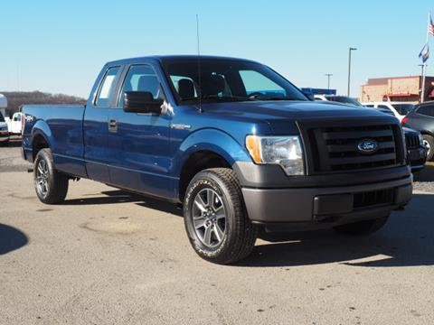 2012 Ford F-150 for sale in Somerset, PA