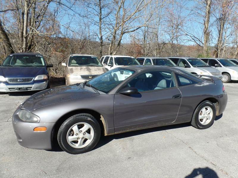 1998 mitsubishi eclipse for sale in raleigh nc. Black Bedroom Furniture Sets. Home Design Ideas