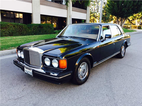 1989 Bentley Brooklands for sale in Whittier, CA