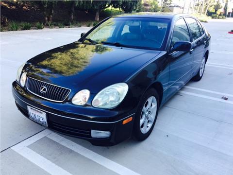 2001 Lexus GS 300 for sale in Whittier, CA
