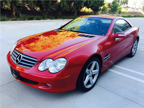 2006 Mercedes-Benz SL-Class for sale in Whittier, CA