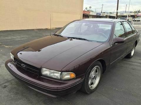 1996 Chevrolet Impala for sale in La Habra, CA