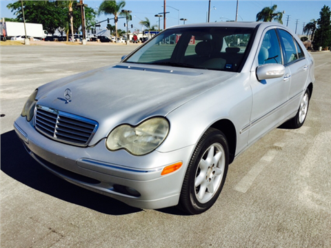 2001 Mercedes-Benz C-Class for sale in Whittier, CA