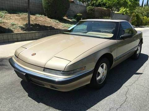 1990 Buick Reatta for sale in Whittier, CA