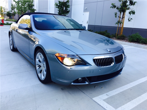 2005 BMW 6 Series for sale in Whittier, CA