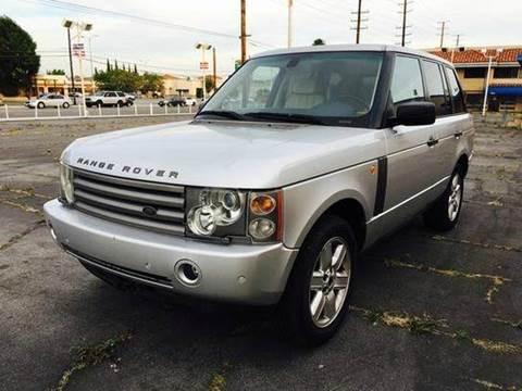 2005 Land Rover Range Rover for sale in La Habra, CA