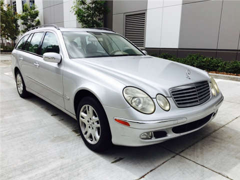 2004 Mercedes-Benz E-Class for sale in Whittier, CA