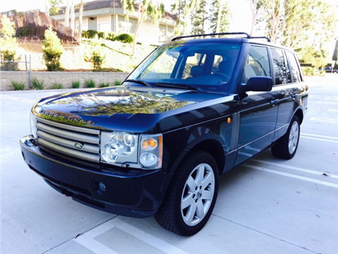 2004 Land Rover Range Rover for sale in Whittier, CA