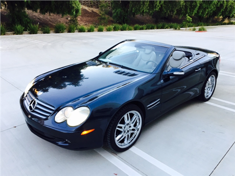 2003 Mercedes-Benz SL-Class for sale in Whittier, CA