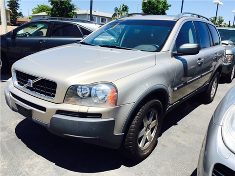 2004 Volvo XC90 for sale in Whittier, CA
