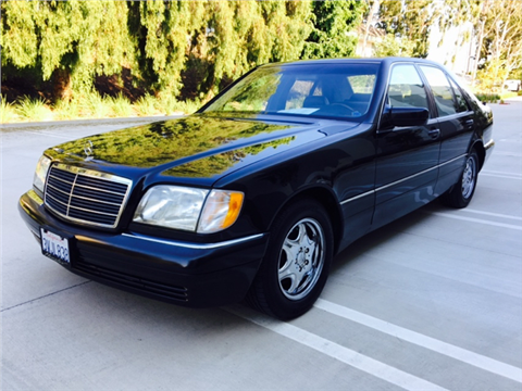 1997 Mercedes-Benz S-Class for sale in Whittier, CA