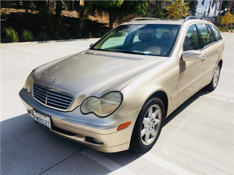 2004 Mercedes-Benz C-Class for sale in Whittier, CA