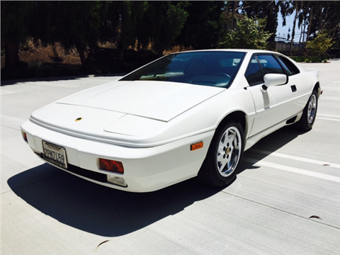 1989 Lotus Esprit for sale in Whittier, CA