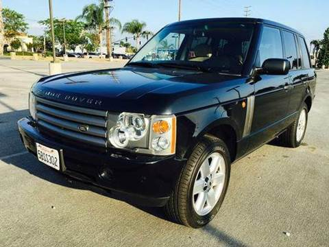 2003 Land Rover Range Rover for sale in Whittier, CA