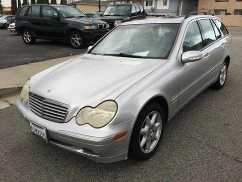 2003 Mercedes-Benz C-Class for sale in Whittier, CA