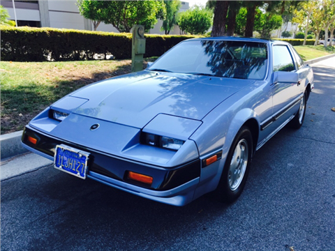 1985 nissan 300zx for sale. Black Bedroom Furniture Sets. Home Design Ideas