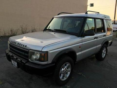 2003 Land Rover Discovery for sale in La Habra, CA