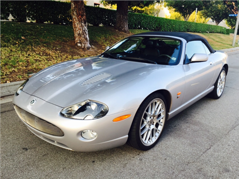 2006 jaguar xkr for sale in whittier ca. Black Bedroom Furniture Sets. Home Design Ideas