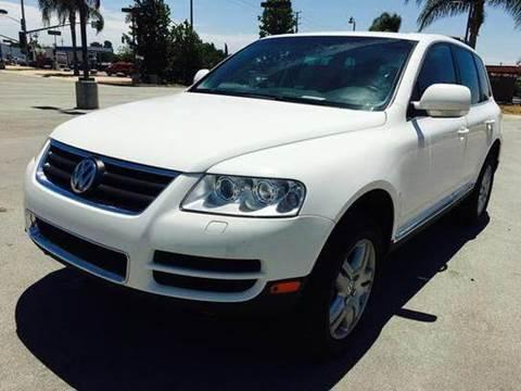 2006 Volkswagen Touareg for sale in Whittier, CA