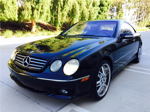 2003 Mercedes-Benz CL-Class for sale in Whittier, CA