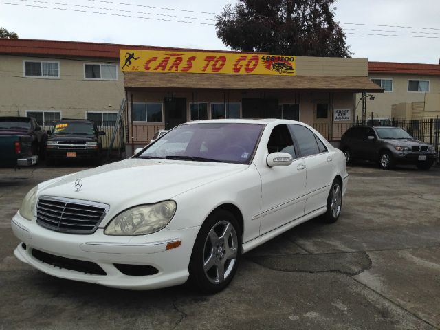 Used 2003 mercedes benz s class for sale for 2003 mercedes benz s55 amg