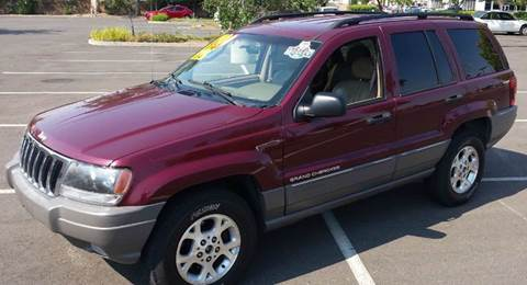 2002 Jeep Grand Cherokee for sale in Sacramento, CA