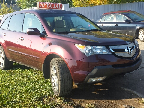 2007 Acura MDX for sale in Royal Oak, MI