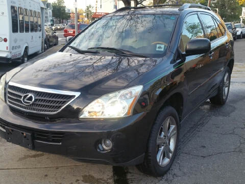 2007 Lexus RX 400h for sale in Roxbury, MA