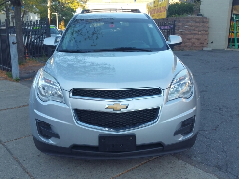 2011 Chevrolet Equinox for sale in Roxbury, MA