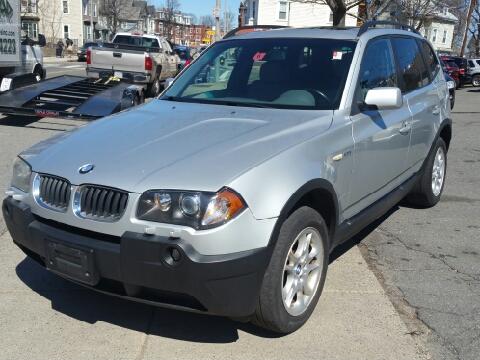2004 BMW X3 for sale in Roxbury, MA