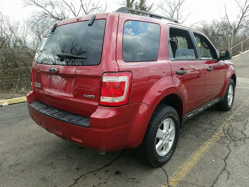 2009 Ford Escape for sale in Richmond, IN