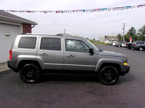 2013 Jeep Patriot for sale in Richmond, IN