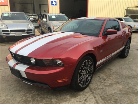 2010 ford mustang for sale houston tx. Black Bedroom Furniture Sets. Home Design Ideas