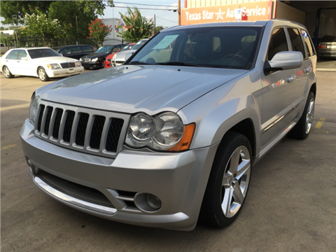 2008 jeep grand cherokee for sale houston tx. Black Bedroom Furniture Sets. Home Design Ideas