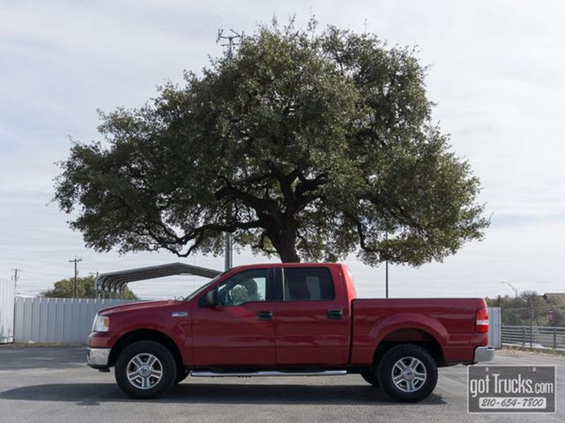 2007 Ford F-150 For Sale in San Antonio, TX - Carsforsale.com