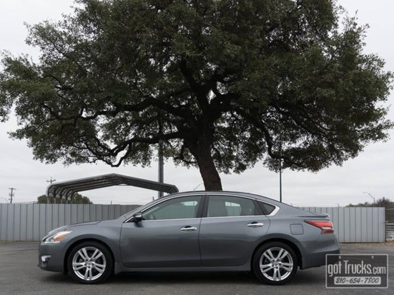 2015 Nissan Altima For Sale In San Antonio Tx