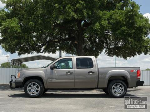 Used gmc sierra 1500 for sale in san antonio tx for Sierra motors san antonio tx