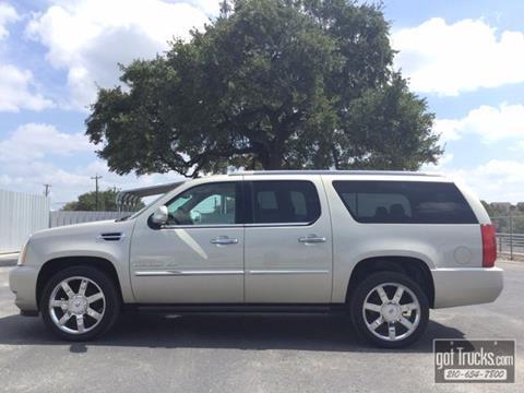 2013 Cadillac Escalade ESV for sale in San Antonio, TX