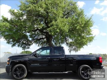 2015 Chevrolet Silverado 1500 for sale in San Antonio, TX
